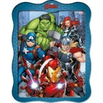 MARVEL AVENGERS HAPPIER TIN