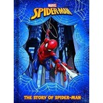 MARVEL THE STORY OF SPIDER-MAN ANIMATED