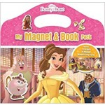 DISNEY BEAUTY & BEAST MAGNETIC BOOK PACK