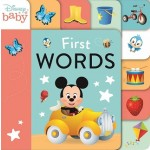 DISNEY BABY MIXED: 9 TABBED BOARDS