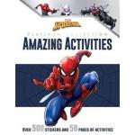 SPIDERMAN PATINUM COL AMAZING ACTIVITIES