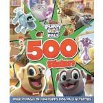 DISNEY JUNIOR PUPPY DOG PALS: 500 STICKER