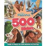 DISNEY MOANA : 500 STICKERS