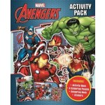 MARVEL AVENGERS 2-IN-1 ACTIVITY PACK