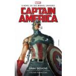 MARVEL NOVELS - CAPTAIN AMERICA: DARK