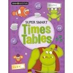 BRAIN BOOSTER: SUPERSMART TIMES TABLES