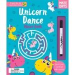 P-UNICORN DANCE MAZE BOOK (US)