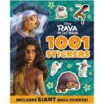 Disney Raya & The Last Dragon 1001 Stickers