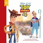 LITTLE READERS CASED DISNEY TOY STORY 4