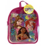 DISNEY PRINCESS MY MEGA ACTIVITY BACKPACK (With Proper Bag)