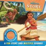 DISNEY MOANA STORY FUNTIME SOUNDS