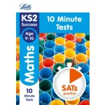 MATHS(AGE 9-10)10 MINUTE TESTS '17