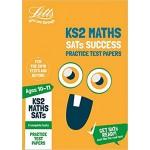 LETTS KS2 MATHS SATS SUCC PRAC TEST P'18
