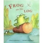 Frog on the Log