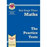 KS3 Levels 5- 8 Practice Tests  -Maths