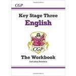 KS3 English Workbook (with Answers)