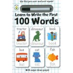 P-WIPE CLEAN: LEARN TO WRITE THE 1ST 100