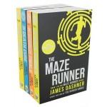 BP-MAZE RUNNER (SET OF 4 BOOKS)