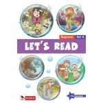 LET'S READ-BEGINNER SET 4 (BK16-20) 2ND