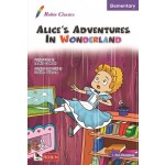 ROBIN CLASSICS SET 3-ALICE'S ADVENTURES