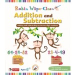 ROBIN WIPECLEAN: ADDITION & SUBTRACTION