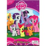 C-MY LITTLE PONY BUSY BOOKS