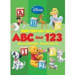 DISNEY BUKU PERTAMA SAYA ABC DAN 123