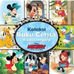 KOLEKSI BUKU CERITA DISNEY MICKEY& FRIENDS