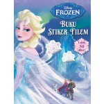 BUKU STICKER FILEM DISNEY FROZEN