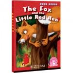 重塑经典 双语童话会:狐狸和小红母鸡(英汉对照)