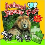 C-ANIMAL JIGSAW FUN: WILD ANIMALS