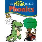 P-W:MEGA BOOK OF PHONICS