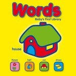C-BABY'S FIRST LIBRARY - WORDS