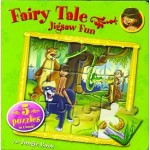 C-FAIRY TALE JIGSAW FUN:THE JUNGLE BOOK