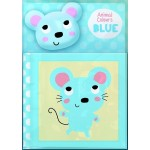 P-ANIMAL COLOURS TO RATTLE - BLUE