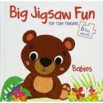 Big Jigsaw Fun for Tiny Fingers: Pets