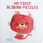 P-MY FIRST SLIDING PUZZLES: PETS