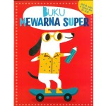 BUKU MEWARNA SUPER 4+