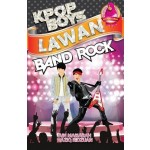 KPOP BOYS LAWAN BAND ROCK