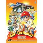 SIRI PROFESION 03: CEF TERHEBAT (CEF)