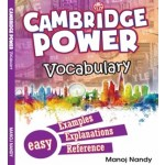 CAMBRIDGE POWER : VOCABULARY