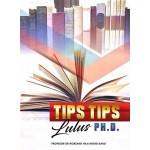 TIPS TIPS LULUS PHD