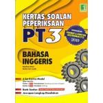 KERTAS SOALAN PEPERIKSAAN PT3 BAHASA INGGERIS