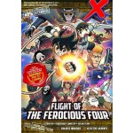 H27 X-V TGAOA: FLIGHT OF THE FEROCIOUS F