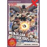 X-VENTURE ERA JELAJAH ULUNG: MENJEJAK FEROCIOUS FOUR