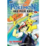 POKEMON THE MOVIE : AKU PILIH KAU!