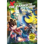 X-VENTURE TERRAN DEFENDERS 03: THE PARASITE INVASION