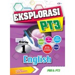 TINGKATAN 1 EKSPLORASI PT3 ENGLISH