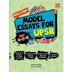 UPSR Write It Right Model Essays