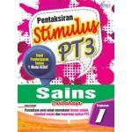 TINGKATAN 1 PENTAKSIRAN STIMULUS PT3 SAINS (DWIBAHASA)
